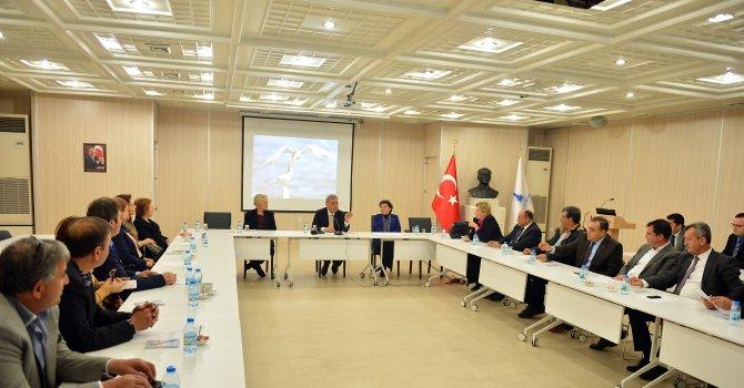İzmir Kuş Cenneti'nden tanıtım atağı