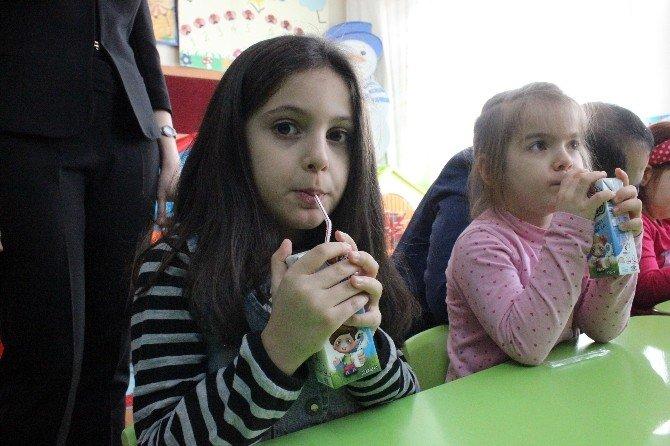 150 Ton Okul Sütü Dağıtılacak