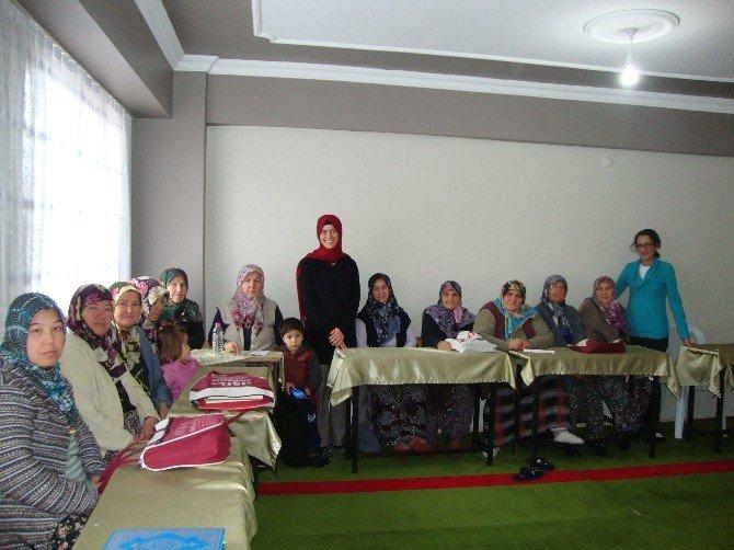Bilecikli Kadın Çiftçilere Verilen 22 Gün Süren Eğitim Sona Erdi