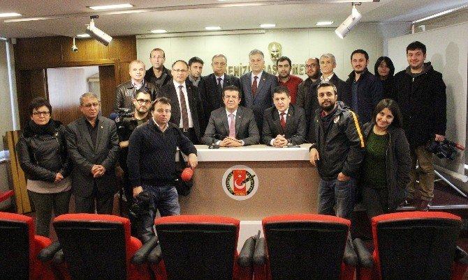 """Ekonomi Eski Bakanı Nihat Zeybekci: """"Herkes, Cumhurbaşkanı Dendiğinde Haddini Bilecek"""""""