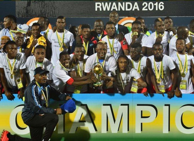 Afrika kupası Demokratik Kongo'nun oldu