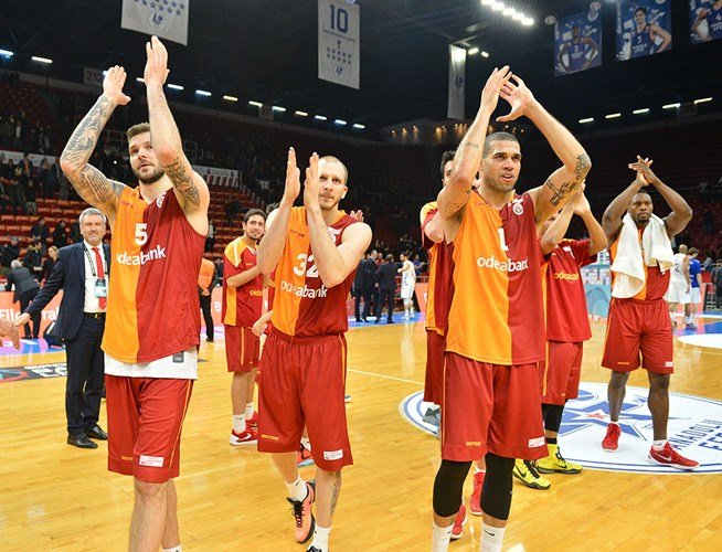 Anadolu Efes: 78 – Galatasaray Odeabank: 85