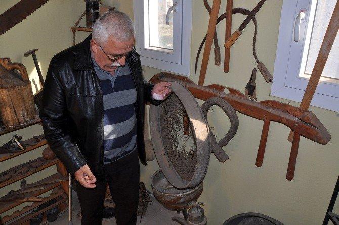 İlkokul Müdürü, Evini Müzeye Çevirdi