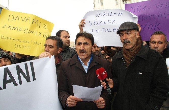 İş-kur Elemanları Kalıcı İş İçin Ankara'ya Gidiyor