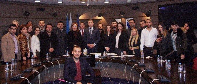 İstanbul Aydın Üniversitesi Öğrencilerinden Balkanlara Ziyaret