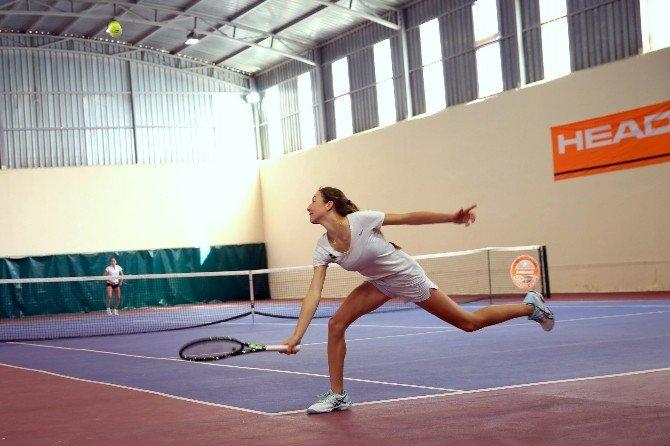 Avrupa Tenisinin Şampiyonları Buca'da Belirlendi