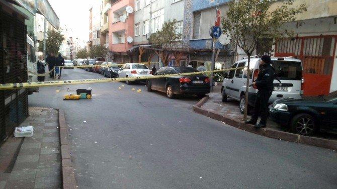Kağıthane'de Kırathaneye Silahlı Saldırı: 1 Ölü 1 Yaralı