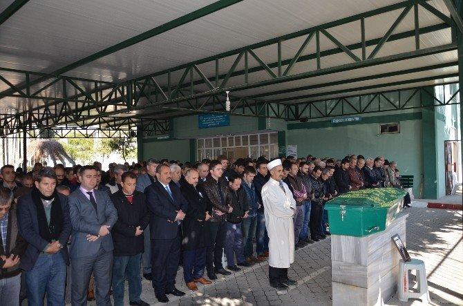Tarsus Kahveciler Odası Başkanı Cumali Çolak Vefat Etti