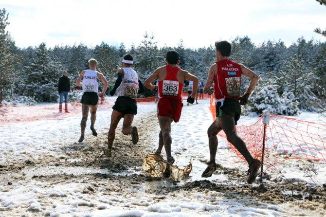 Kastamonu'da Avrupa'nın Şampiyonları Ağrı'dan