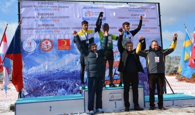 Darıca Belediye, Gençler Avrupa Şampiyonu
