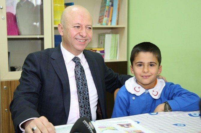 Çolakbayrakdar, Kocasinan'ın Eğitime Kazandırdığı Okulda