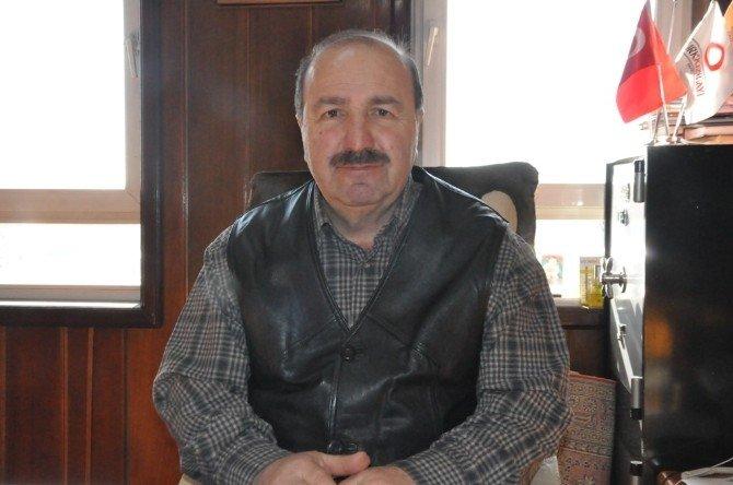 Kızılay Sakarya Şube Başkanı Ahmet İşgüzar 2015 Yılını Değerlendirdi