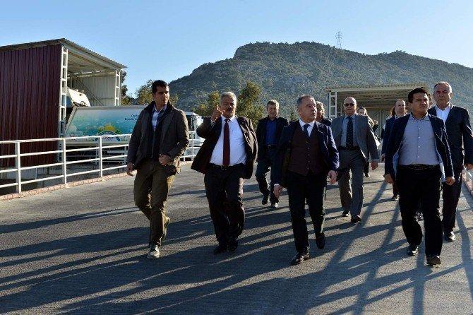 Konyaaltı Belediyesi, Çöp Projeleri İle Projeleriyle Tasarruf Sağlıyor