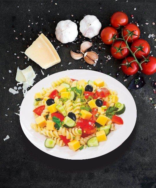 Kolay Hazırlanan Makarnayla Sağlıklı Beslenme