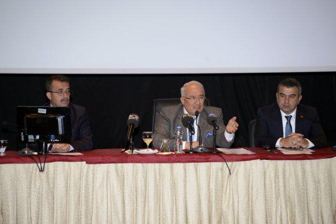 Büyükşehir Belediye Meclisinde 'Tarihe Gülümseyen Mersin' projesi tartışması