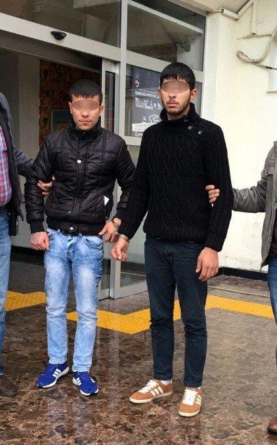 Market Hırsızları Yakalandı