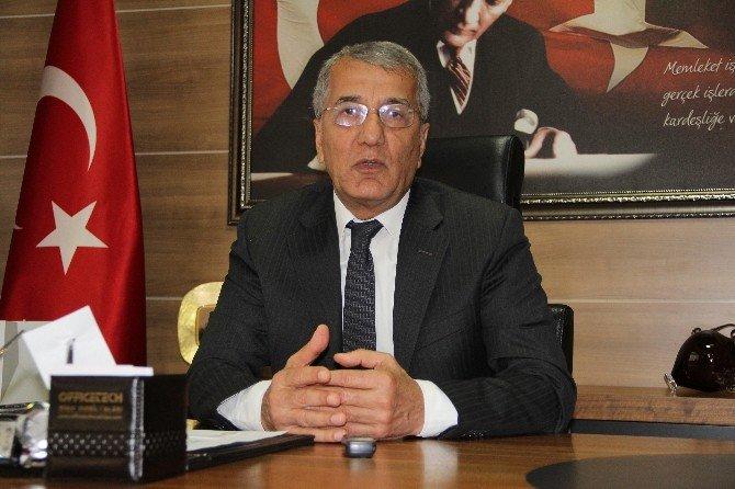 Mezitli Belediyesi'nin 'Hoş Geldin Bebek' Projesi Türkiye'ye Örnek Oldu