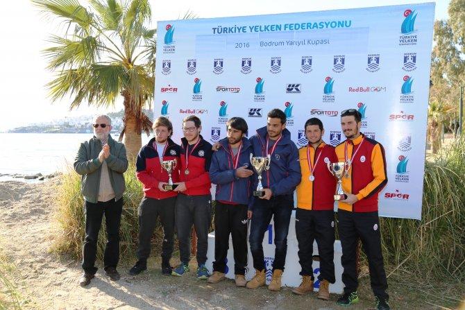 2016 Türkiye 420-470 Yarıyıl Kupası yelken yarışları sona erdi