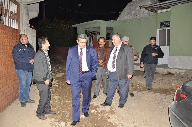 Nazilli'de Sokaklar Bakıma Alındı