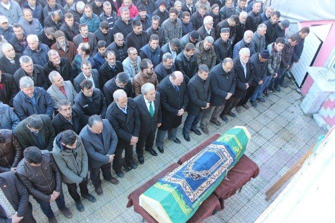 Çerkeşli Sulama Kooperatifi Başkanı Sert'in Acı Günü