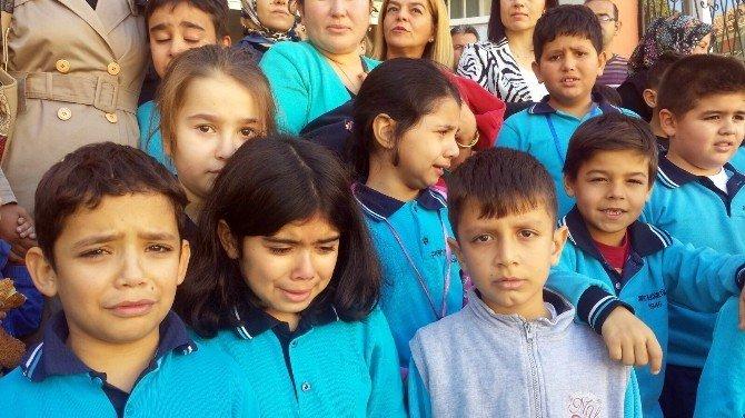 Kadirli'de İkinci Yarıyıl Öğrencilerin Gözyaşıyla Açıldı