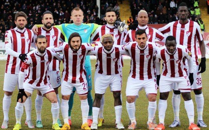 Elazığspor, 5 Maç Sonra Galibiyet Sevinci Yaşadı