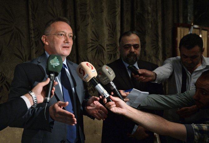 Rus büyükelçi: Türkiye'nin Suriye'yi işgali gözardı edilemez
