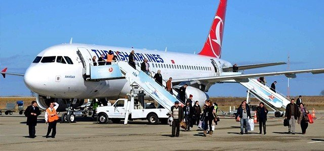 Sinop'un Uçak Saatleri Sorunu Çözüldü