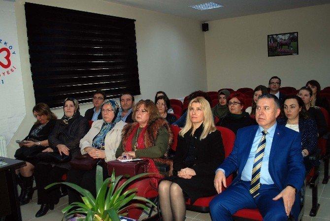 Çerkezköy Kent Konseyi'nden 'Kanser' Konferansı