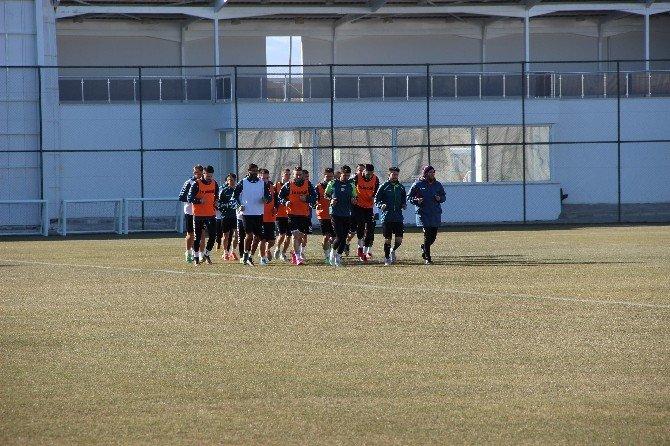 Torku Konyaspor'da Kupa Mesaisi Başladı