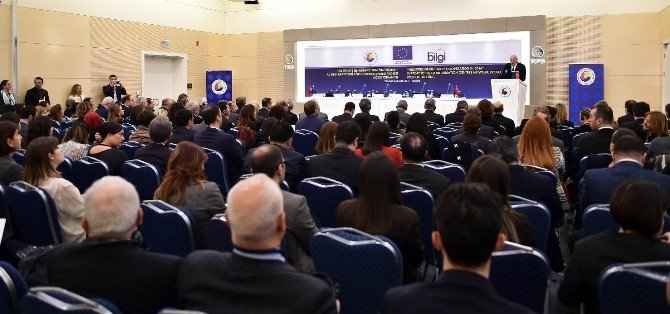 AB Bilgi Merkezleri Ağı, TOBB İle Yeni Dönemin Açılışını Yaptı