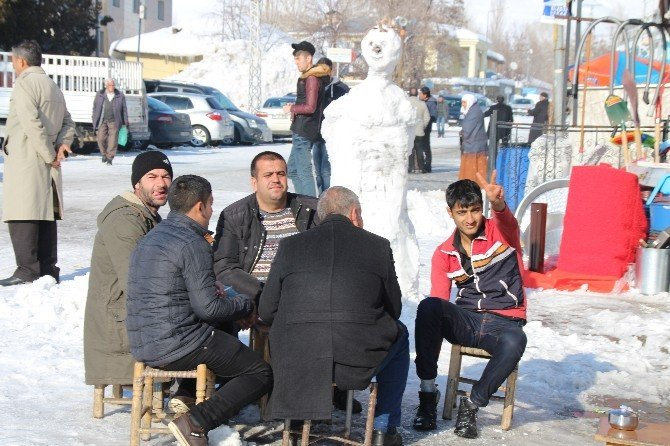 Varto'da Yalancı Bahar