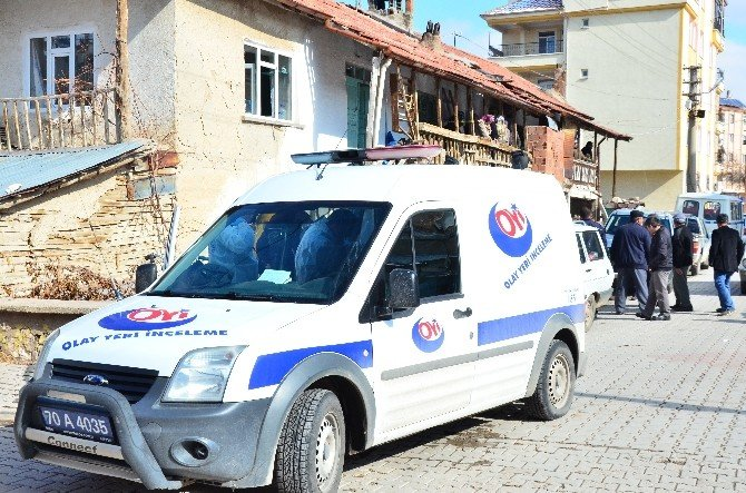 81 Yaşındaki Kadın Evinde Ölü Bulundu