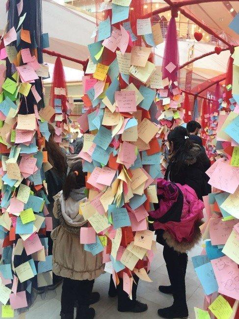 """Sevgililer Gününde Tüm """"Sevgi""""lerin Yolu Sevgi Tünelinden Geçecek"""