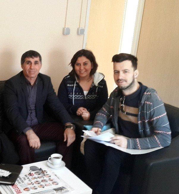 Gürcü Genç, AB Projesi Gönüllüsü Olarak Didim'de Görev Yapacak