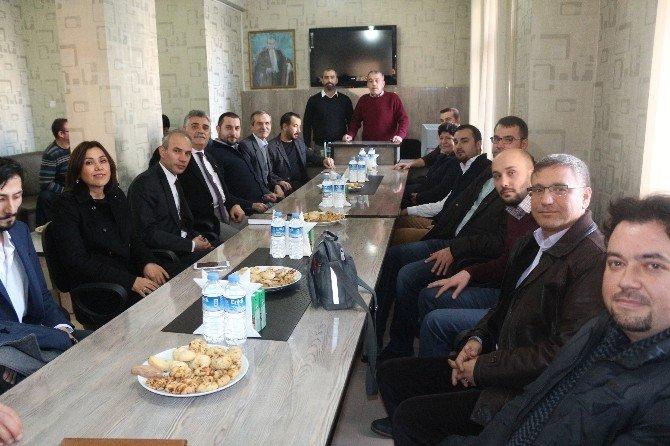Adana İMO Genel Kurul Seçimi İçin Niğde İMO'dan Destek İstedi
