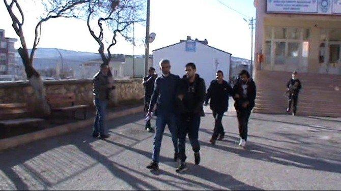 IŞİD'e Katılmak İsteyen Libyalılar Yakalandı