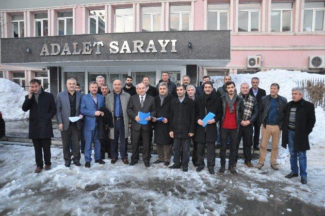AK Parti'den Kılıçdaroğlu'na Suç Duyurusu