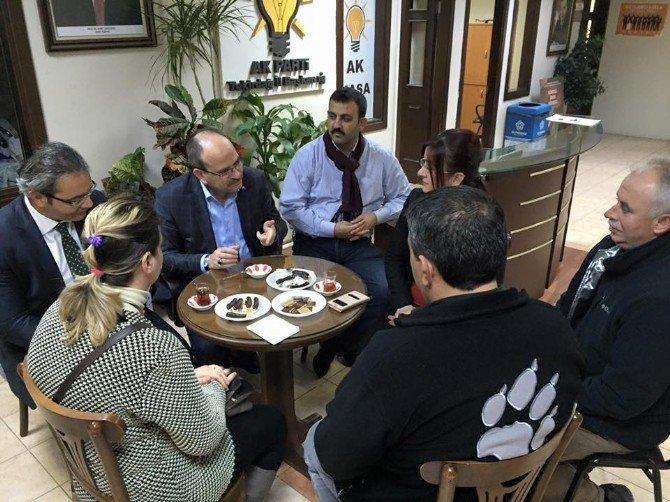 AK Parti'den Sigarayı Bırakma Günü Organizasyonu