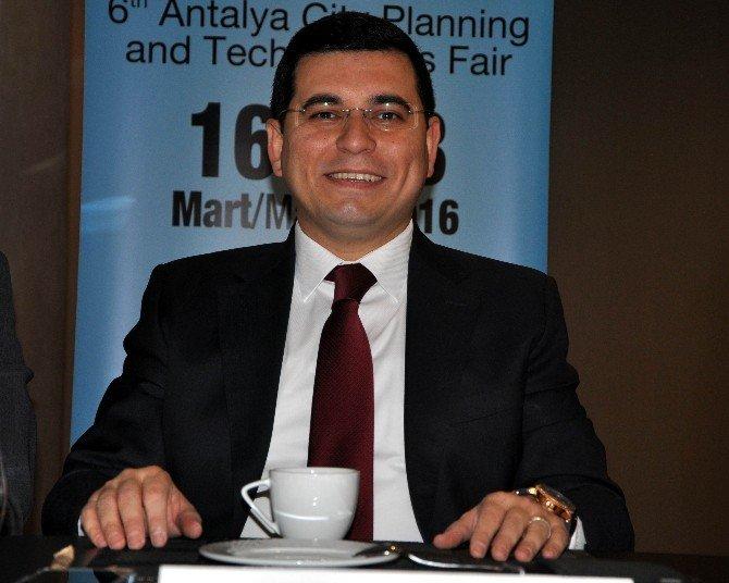 6. Antalya Şehircilik Ve Teknolojik Fuarı
