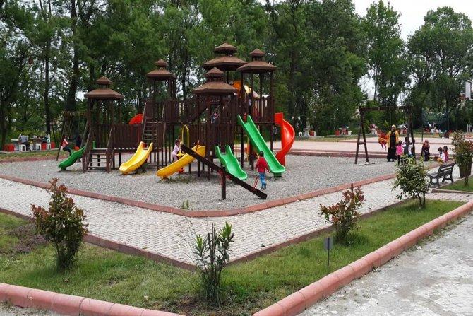 Ormanlık alanlar vatandaşların kullanımına açıldı