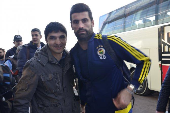 Fenerbahçe kafilesi Diyarbakır'dan ayrıldı