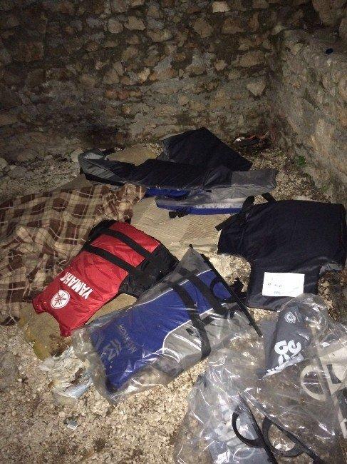Antalya'da 10 Günde 222 Göçmen Yakalandı