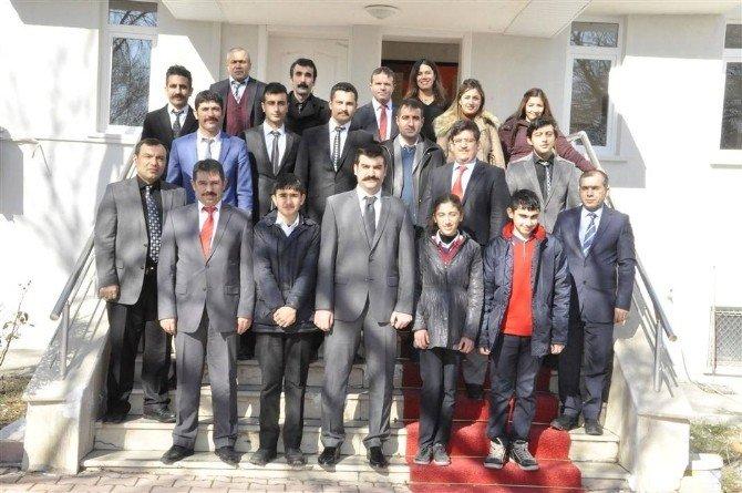 Arguvan'da Başarılı Öğrenciler Ödüllendirildi