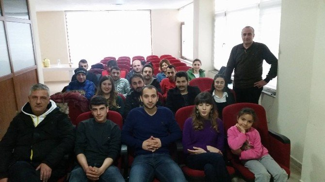 Artvin Belediyesi Tiyatro Topluluğu Kuruldu