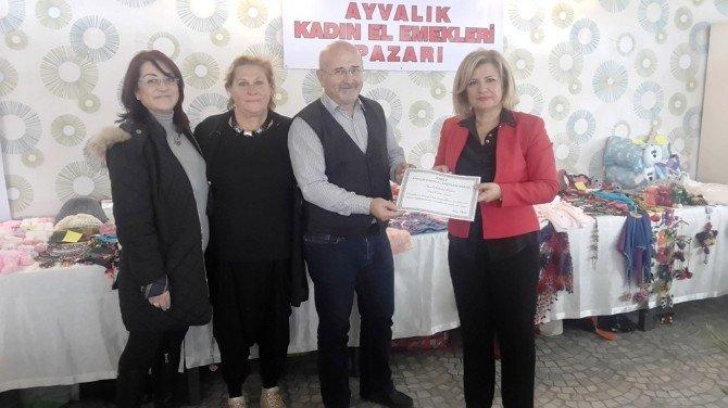 Aykep'in Tanıtım Toplantısı Paşalimanı'nda Yapıldı