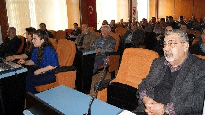 Ayto'da Mesleki Yeterlilik Belgesi Anlatıldı