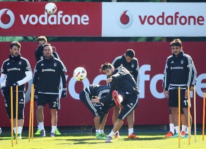 Beşiktaş, Torku Konyaspor Maçı Hazırlıklarını Tamamladı