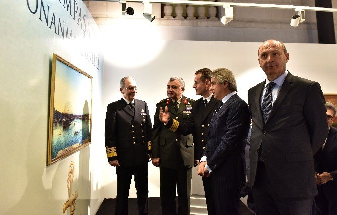 500 Yıllık Tarihi Kasımpaşa Donanması Beyoğlu'nda Günyüzüne Çıkıyor