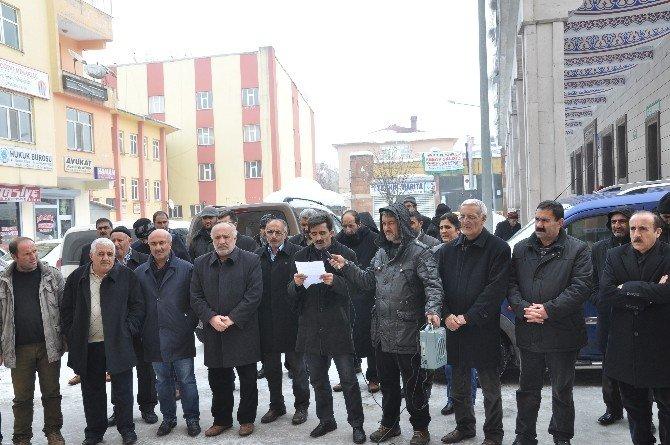 DBP Ve HDP'den Basın Açıklaması